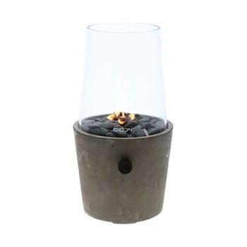 Lampă cu gaz Cosi Cement, înălțime 38 cm, beton bonami.ro