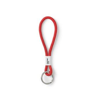 Breloc cheie Pantone, roșu bonami.ro