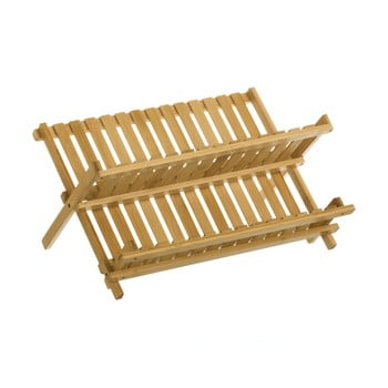 Scurgător din bambus Unimasa Bamboo poza bonami.ro