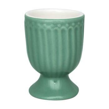 Bol din ceramică pentru ou Green Gate Alice, verde poza bonami.ro