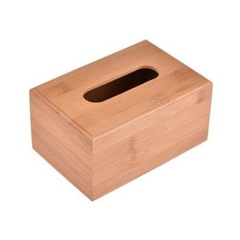 Cutie din bambus pentru șervețelele din hârtie Bambum Etta bonami.ro
