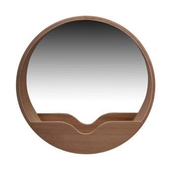 Oglindă cu spațiu de depozitare Zuiver Round Wall, ⌀ 60 cm imagine