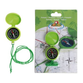 Compas pentru copii Esschert Design Childhood, verde bonami.ro