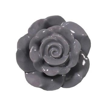 Mâner decorativ din ceramică Antic Line Belarosa, gri poza bonami.ro