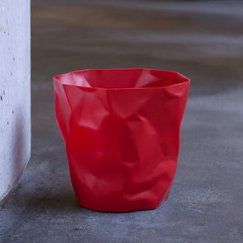 Coș de gunoi Essey Bin Bin Red bonami.ro