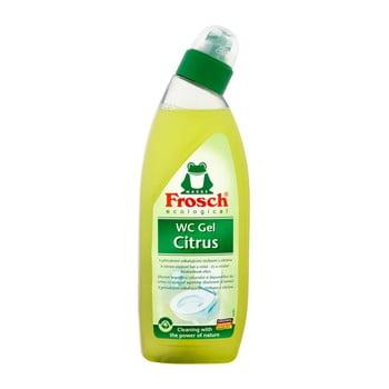 Gel pentru toaletă cu parfum de lămâie Frosch, 750ml poza bonami.ro