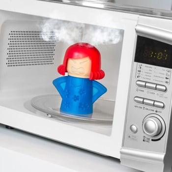 Curățător cu abur pentru cuptorul cu microunde InnovaGoods Angry bonami.ro