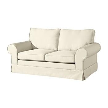 Canapea cu 2 locuri Max Winzer Hillary, crem imagine
