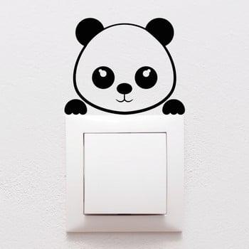 Autocolant Ambiance Panda Plug poza bonami.ro