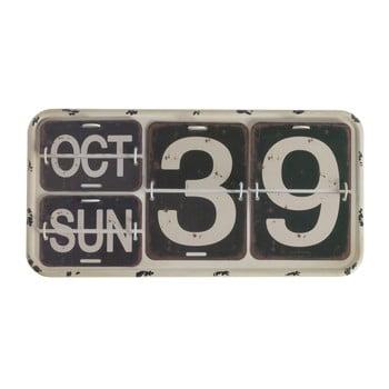 Calendar de perete Geese Time, negru poza bonami.ro