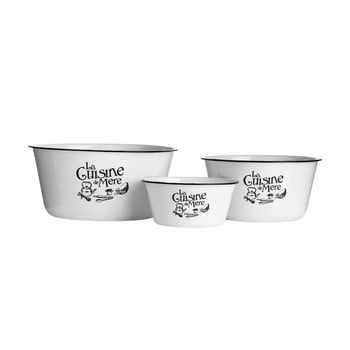 Set 3 boluri Premier Housewares La Cuisine De Mere poza bonami.ro