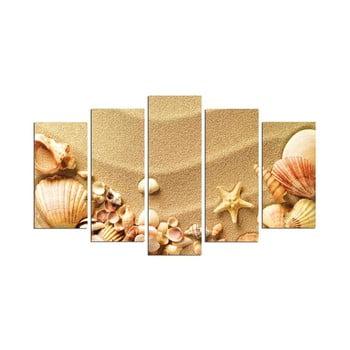 Tablou din mai multe piese Sand Beach bonami.ro