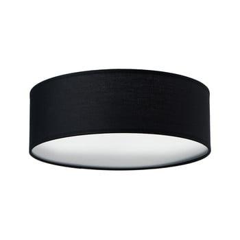 Plafonieră Sotto Luce MIKA, ⌀ 30 cm, negru bonami.ro