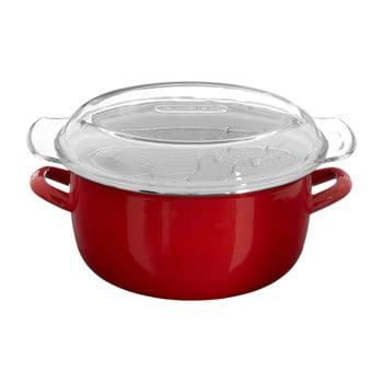 Tigaie adâncă pentru prăjit Premier Housewares, 5 l, roșu bonami.ro