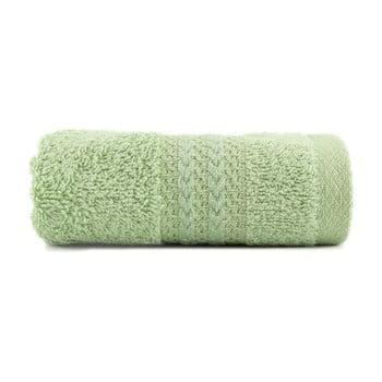 Prosop din bumbac pur Sunny, 30 x 50 cm, verde poza bonami.ro