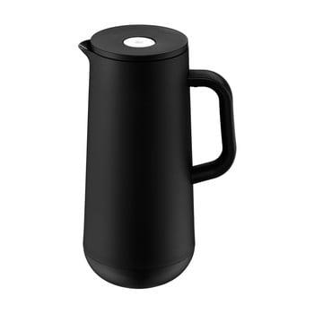 Termos din oțel inoxidabil WMF Cromargan® Impulse Plus, 1 l, negru bonami.ro