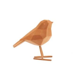 Statuetă decorativă PT LIVING Bird, înălțime 17 cm, maro bonami.ro