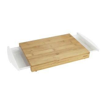 Tocător din bambus cu sertar Bina bonami.ro