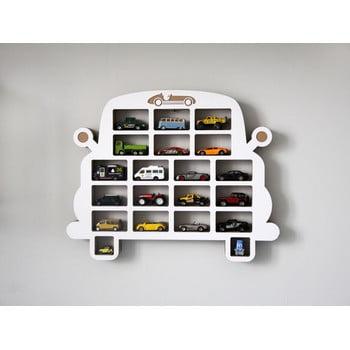 Raft în formă de mașină Unlimited Design for kids poza bonami.ro