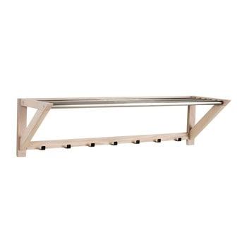Cuier mat din lemn de stejar Rowico Sif