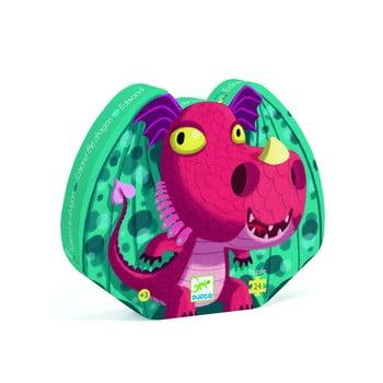Puzzle pentru copii Djeco Dragon poza bonami.ro