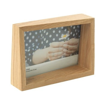 Ramă foto din lemn Umbra Edge, 11 x 17 cm poza bonami.ro