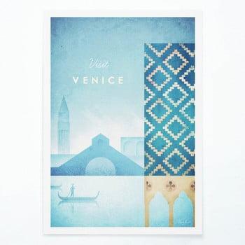 Poster Travelposter Venice, A3 bonami.ro