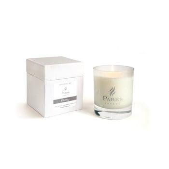 Lumânare parfumată Parks Candles London Moods White, aromă de orhidee și gardenie, durată ardere 50 de ore bonami.ro