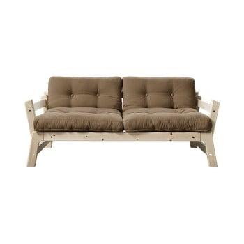 Canapea extensibilă Karup Design Step Natural/Mocca imagine