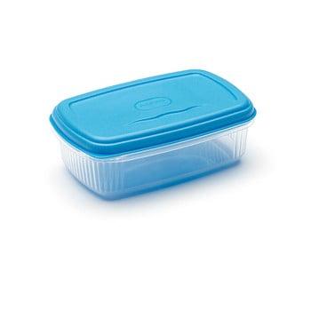 Recipient pentru mâncare cu capac Addis Seal Tight Rectangular Foodsaver, 700 ml poza bonami.ro