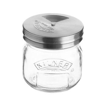 Recipient condimente cu capac multifuncțional Kilner, 0,25 ml bonami.ro