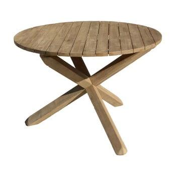 Masă de grădină din lemn de acacia ADDU Melfort, ⌀ 110 cm bonami.ro