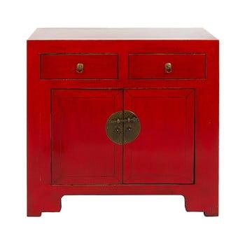 Comodă mică Santiago Pons Orient, roșu imagine
