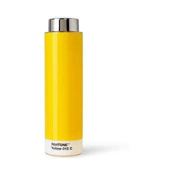 Sticlă pentru apă din tritan Pantone, 500 ml, galben poza bonami.ro