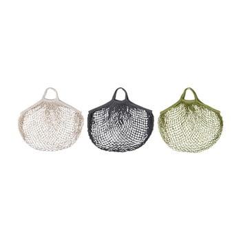 Set 3 sacoșe din plasă Esschert Design poza bonami.ro