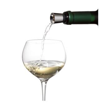 Pâlnie din oțel inoxidabil cu dop pentru vin WMF Cromargan® Wine bonami.ro