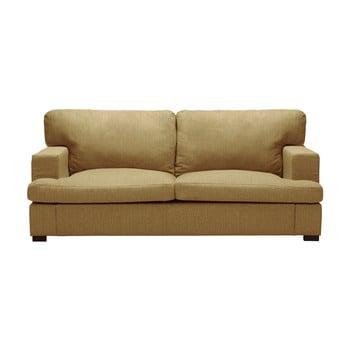 Canapea Windsor & Co Sofas Charles, galben muștar, 170 cm imagine