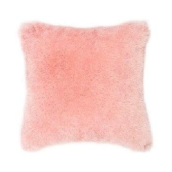 Pernă Tiseco Home Studio Fluffy, 45 x 45 cm, roz bonami.ro