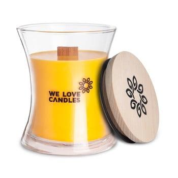 Lumânare din ceară de soia We Love Candles Honeydew, 129 ore de ardere poza bonami.ro