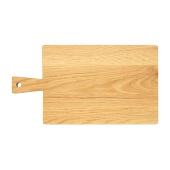 Tocător din lemn de stejar Premier Housewares, 24 x 44 cm poza bonami.ro