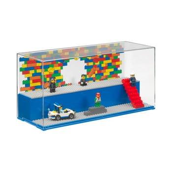 Cutie depozitare piese LEGO®, albastru bonami.ro