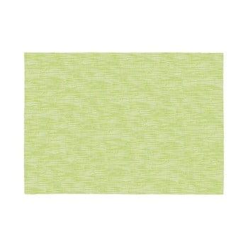 Suport pentru farfurie Tiseco Home Studio Melange Simple, 30x45cm, verde poza bonami.ro