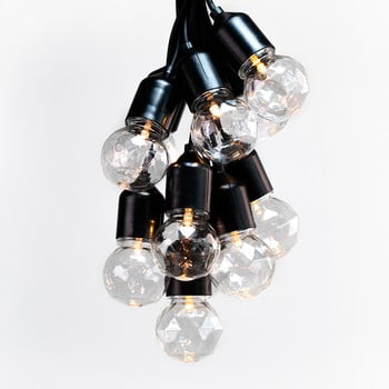 Extensie ghirlandă luminoasă cu LED DecoKing Indrustrial Bulb, lungime 3 m, 10 beculețe bonami.ro