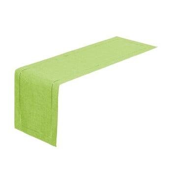 Napron Unimasa, 150 x 41 cm, verde bonami.ro