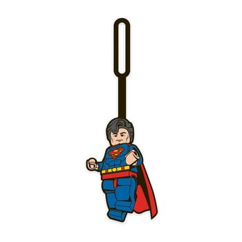 Etichetă pentru bagaj LEGO® DC Superman bonami.ro
