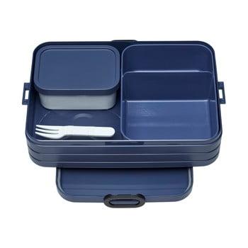 Set caserole pentru prânz Rosti Mepal Nordic Large, albastru poza bonami.ro