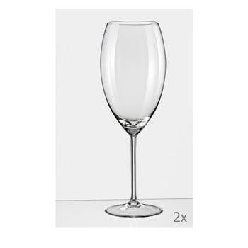Set 2 pahare pentru vin Crystalex Grandioso,600ml poza bonami.ro