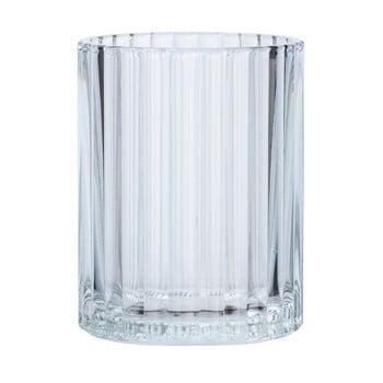 Suport sticlă pentru periuțe de dinți Wenko Vetro bonami.ro
