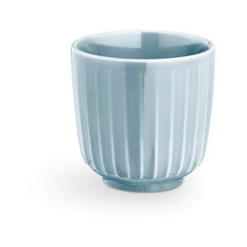 Ceașcă din porțelan pentru espresso Kähler Design Hammershoi, 1 dl, albastru deschis bonami.ro