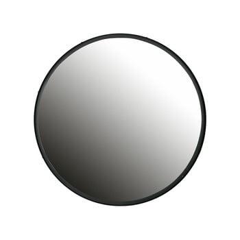 Oglindă de perete cu ramă din metal WOOOD Lauren imagine